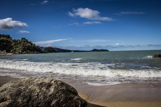 Breakers Bay by therealpegleg