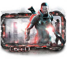 Sign Mass Effect 3 by AcCreed