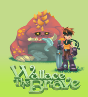 Wallace The Brave 2 by WesTalbott