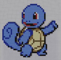 #007 Squirtle by PkmnMc