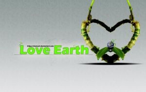 Love Earth.. by clasixart