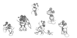 mice by papawaff