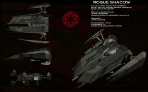 Rogue Shadow ortho by unusualsuspex