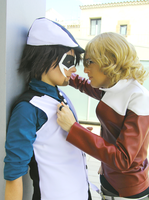 Tiger and Bunny - I am not going to waste my time by Sandrichan
