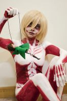 Female Titan by HAPPYHAHA