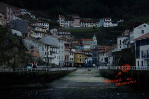 Cudillero frontal by polpope