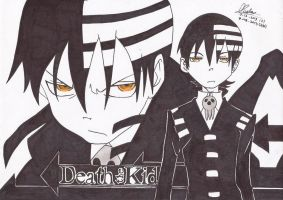 Dead the Kid - Soul Eater by montonico