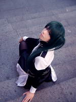 DGM. Lenalee in Black Order. by Otohime-Hina