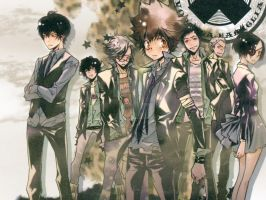 the Broen Fog of Vongola by sora-narumi