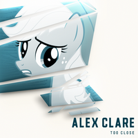 Alex Clare - Too Close (Applejack) by AdrianImpalaMata