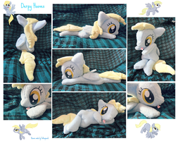 .: Derpy Hooves Beanie :. by Fallenpeach