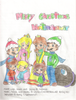 Merry Christmas Nintendrawer by spiderboy1