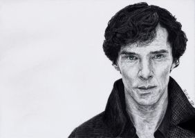 Consulting Detective by ISG-Art
