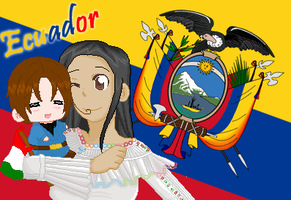 Happy Independance Day Ecuador!!~ 2012 by Angel-of-the-Fayth