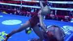 leotard mixed boxing guy defeated by girl by q1911