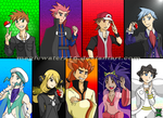 Pokemon Champions by Magicwaterz16