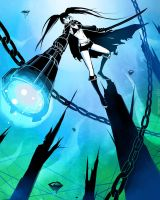 BRS: Graceful Warrior by RealDandy