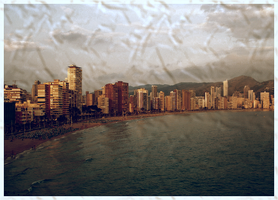 Benidorm View. by Antony99