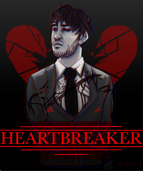 Darkiplier: Coming out in 3D by Seishin-Hoshi