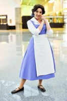 Belle - Anime Expo 2010 by TheBroadwayBelle