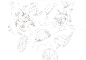 Wacky Races by saturdaymorningproj