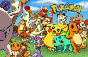 .....PokeMon..... by thelearningcurv
