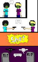 shooting guns with strangers by kristofferson89