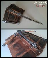 Assassin's Creed Unity - Phantom Blade by Trujin