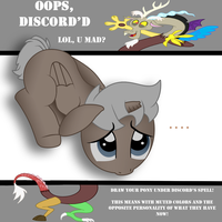 Pioneer: Discord'd by AdmiralSerenity