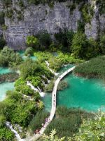 Plitvice lakes 01 by Biljana1313