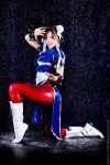Chun Li by MayWolf23