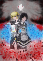 Pewdiepie - Alice: Madness Returns by chibichoco23