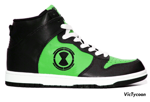 Tenis Ben 10 by VicTycoon