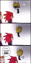 Why is Roxas so Emo? by emixoO