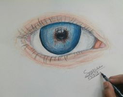 Eye by sonu9