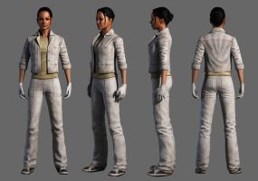 Crackdown 2 Thorn by Ten24