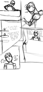 Trouble at Sea Page 1 by TheFurrieDrawer1