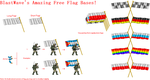 BlastWave's Amazing Free Flag Bases! by BlastWaves