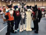SVS-Con 2014: Did Someone Say Furries? by FallenAngel842