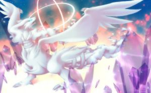 Reshiram by Ettelle