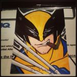 Wolverine Card by the-kid36