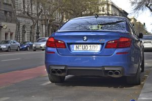 BMW M5 F10 by andrew0807