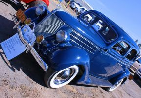 Barndoor 36 Ford by StallionDesigns