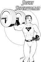 Soviet-Superstrength by Soviet-Superwoman