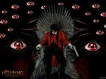 Alucards Throne by D4RKPR1NCE-86