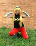 wonder girl by Ari-doll