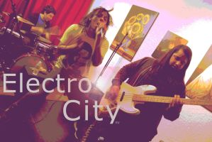 Electro City by RoodVaren