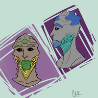 More Drell by Amonkirabepraised