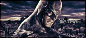 Batman by StraightEdgeFan783