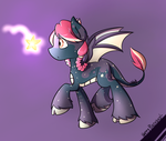 Falling Star by midnightpremier